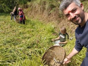 Simon @ Amrit Kunja Organic Permaculture Farm